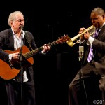 Paul Simon at Lincoln Center with Wynton Marsalis and Aaron Neville