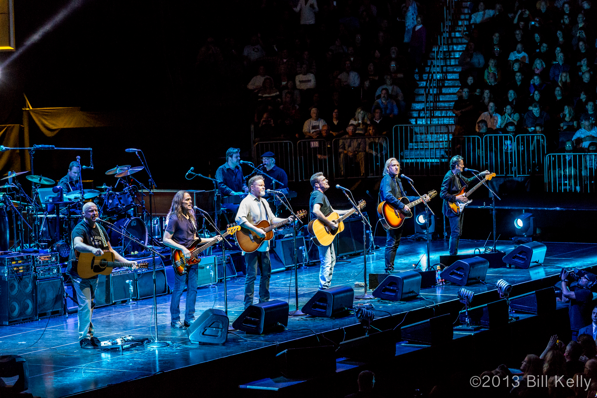 The Eagles At Madison Square Garden Bill Kelly Photography