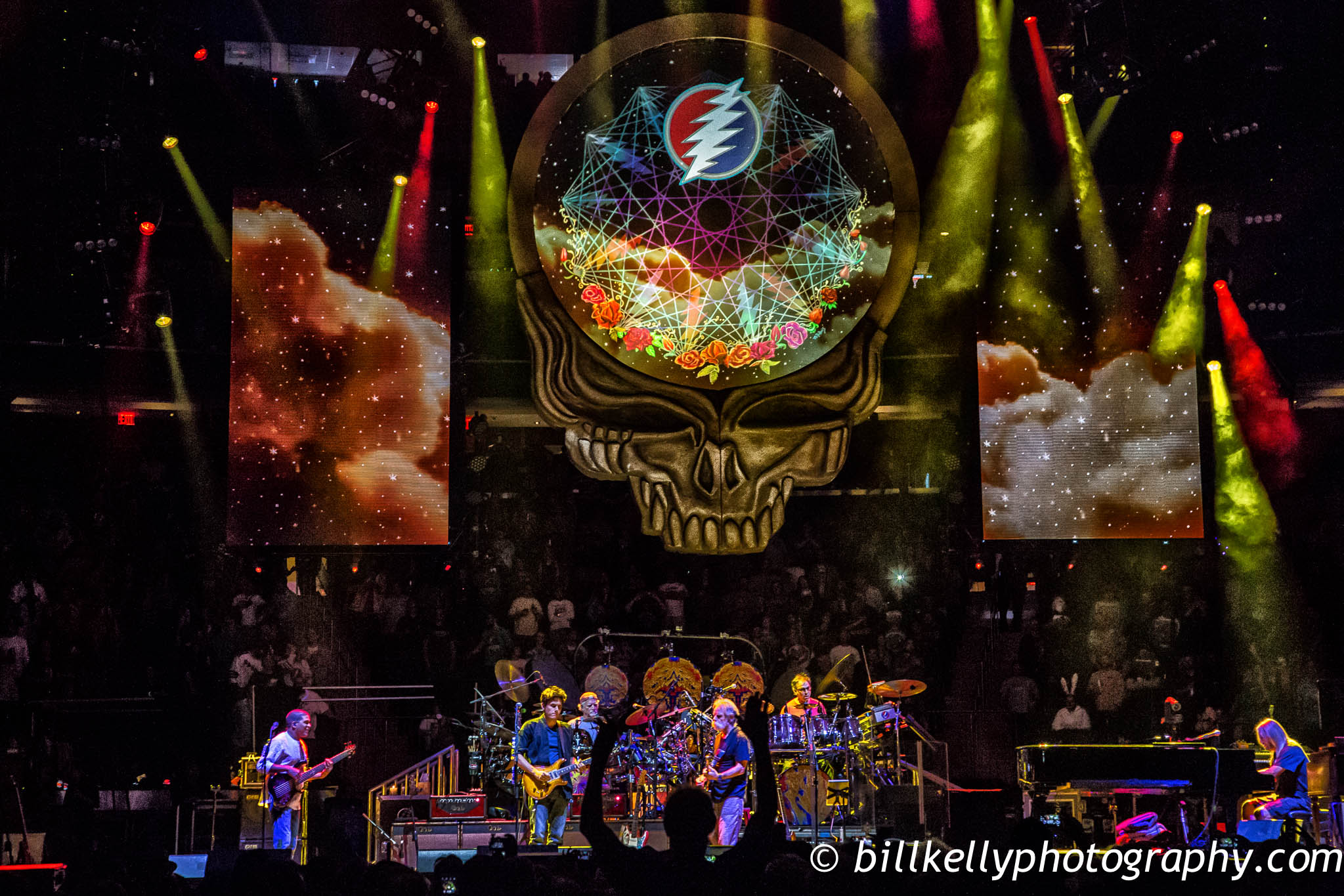 Dead & Company, Madison Square Garden NYC – Bill Kelly Photography